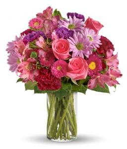 Çiçekler Aşkınızı Haykırıyor