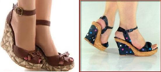 2012-2013 dolgu topuk ayakkabılar