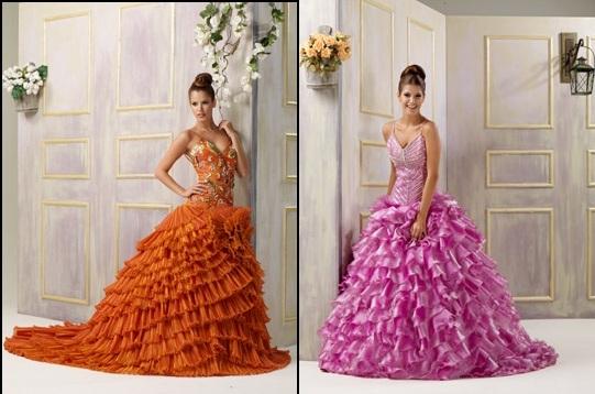 farklı nişan kıyafetleri