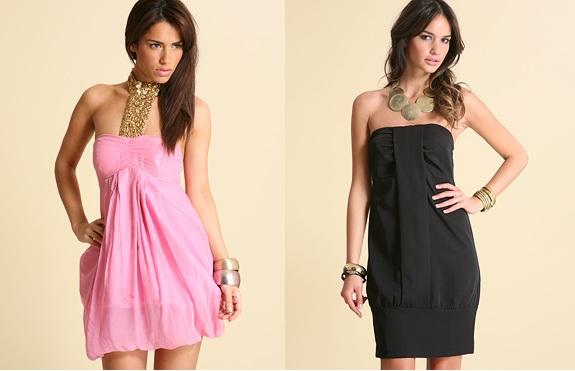 yeni trend kısa elbise örnekleri