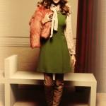2012 en şık adil ışık bayan kıyaft koleksiyonları