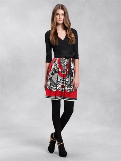 2012 sik ilginc desenli elbise ornekleri 2012 En Güzel Yazlık Elbiseler 1