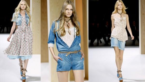 2012 yeni sezon kot sort modelleri Desen Desen En Şık Yazlık Bayan Elbise Modelleri 1