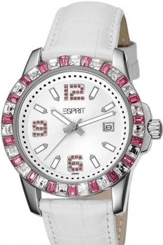 Esprit pembe beyaz tasli saat modelleri Yeni Sezon Marka Saat Modelleri 39