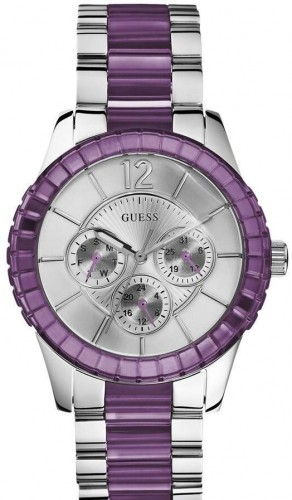 Guess mor ve gri renk saat modelleri Yeni Sezon Marka Saat Modelleri 17