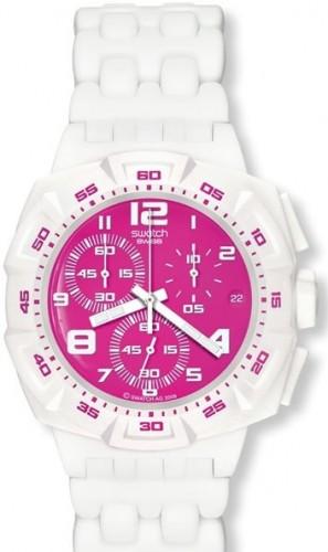 beyaz pembe bayan kol saati Yeni Sezon Marka Saat Modelleri 4
