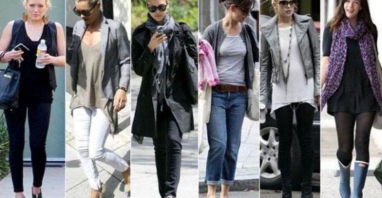 birbirinden farkli trend sokak modasi Yeni Sezon Farklı Sokak Modası 3