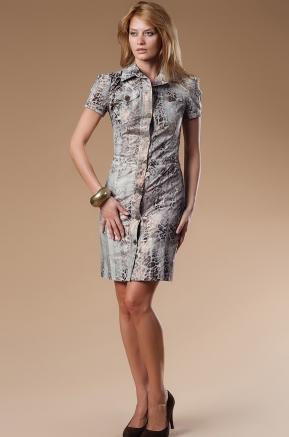 boydan dugmeli kisa kollu elbise modelleri 2012 En Güzel Yazlık Elbiseler 3