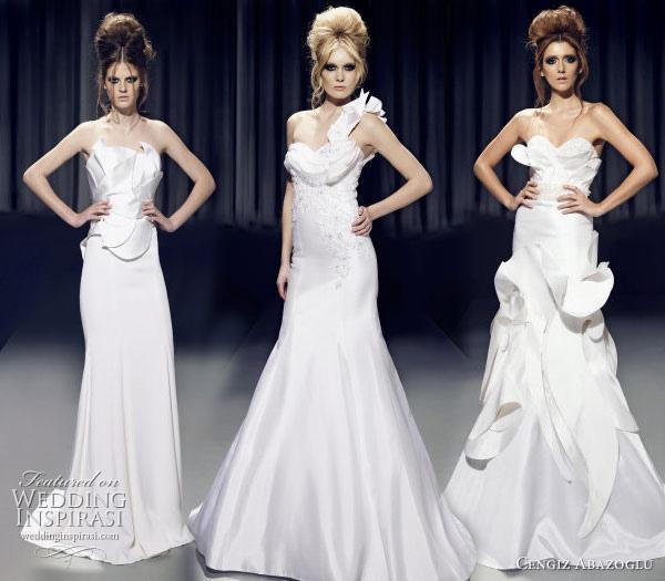 cengiz abazoglu beyaz farkli trend abiye elbiseler Yeni Sezon Cengiz Abazoğlu Abiye Elbise Koleksiyonu 13