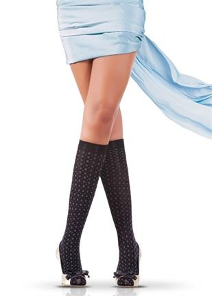 diz alti ince pierre cardin bayan corap modelleri Trend Pierre Cardin Bayan Çorapları 4