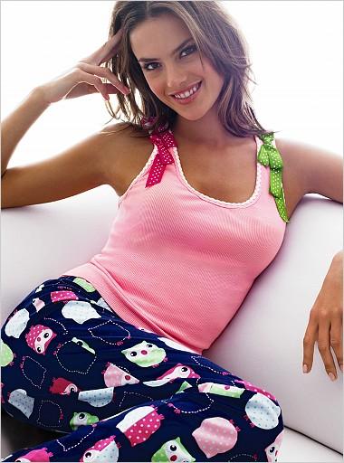 en guzel sirin pijama takimlari En Güzel Bayan Penye Pijama Takımları 1