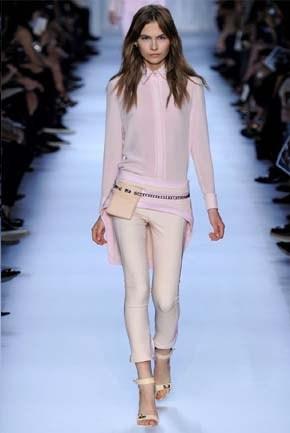 en guzel trend dar pantolon ve baharlik gomlekler İlkbahar Koleksiyonu ile Işıl Işıl Kombinler 3