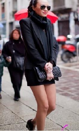 en yeni ilginc farkli sokak modasi ornekleri Yeni Sezon Farklı Sokak Modası 26