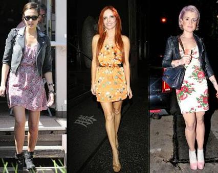 farkli degisik modern elbise modelleri 2012 En Güzel Yazlık Elbiseler 10