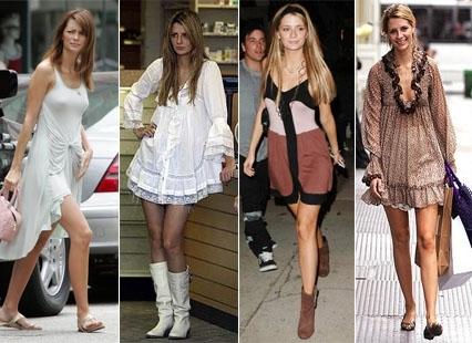 farkli modern elbise ornekleri Desen Desen En Şık Yazlık Bayan Elbise Modelleri 9