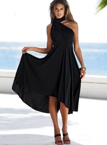 farkli siyah 2012 yeni sezon elbise modelleri Yaz Aylarının Vazgeçilmezleri Kısa Elbiseler 3