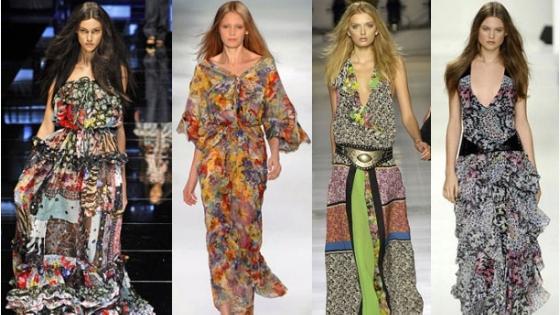 genis uzun farkli degisik elbise modelleri En Güzel Maxi Elbise Modelleri 11