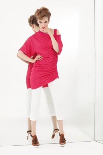 hem elbise hem tunik olarak kullanilabilen elbise cesitleri Desen Desen En Şık Yazlık Bayan Elbise Modelleri 14