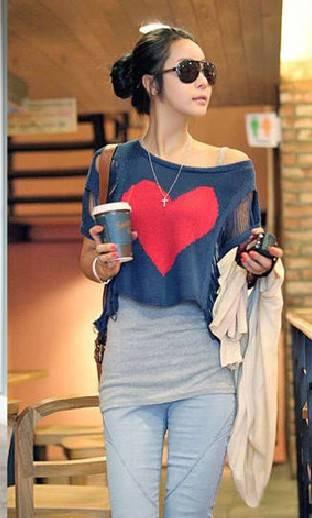 kalpli bluz sokak modasi ornekleri Yeni Sezon Farklı Sokak Modası 11
