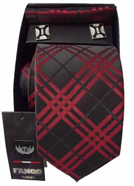 kol dugme hediyeli kravat modelleri ornekleri Yeni Trend Farklı Erkek Aksesuarları 19