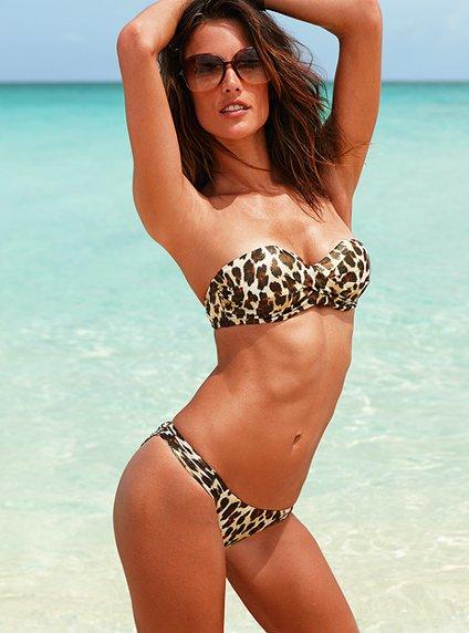 leopar desenli victoria secret bikini modelleri Yeni Sezon Farklı Mayo Bikini Mayokini Modelleri 19