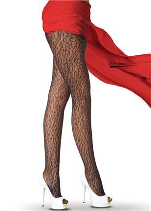 modern kendinden desenli pierre cardin kilotlu coraplar Trend Pierre Cardin Bayan Çorapları 28