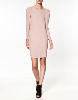 pembe uzun kollu dizde elbise modelleri İlkbahar Koleksiyonu ile Işıl Işıl Kombinler 17