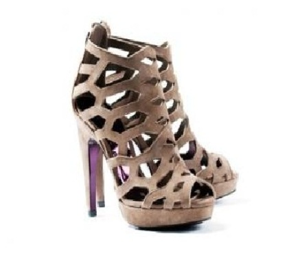 platform topuklu elisse bilekte ayakkabi modelleri1 Yeni Sezon Elisse Platform Topuklu Ayakkabılar 21