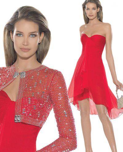 simli pullu abiye elbiseler icin bolero modelleri Modern En Şık Bolero Modelleri 15