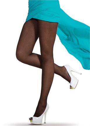 siyah ince kilotlu corap modelleri Trend Pierre Cardin Bayan Çorapları 18