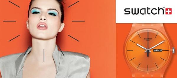 turuncu swatch en guzel saat modelleri Yeni Sezon Marka Saat Modelleri 30