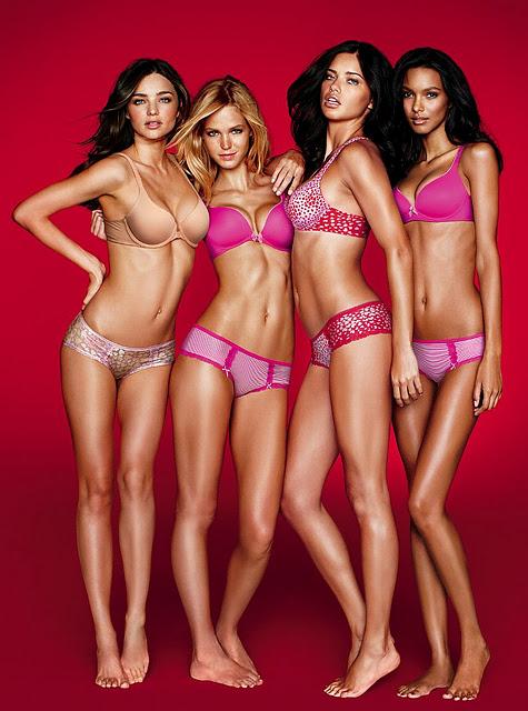 victorias secret sevgililer gunu koleksiyonu Victoria Secret Sevgililer Gününe Özel İç Çamaşırları 23
