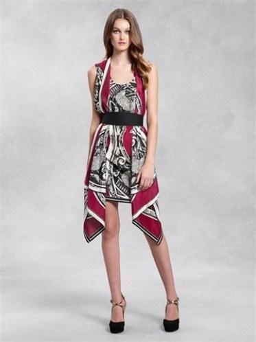 yeni sezon farkli degisik elbiseler 2012 En Güzel Yazlık Elbiseler 19