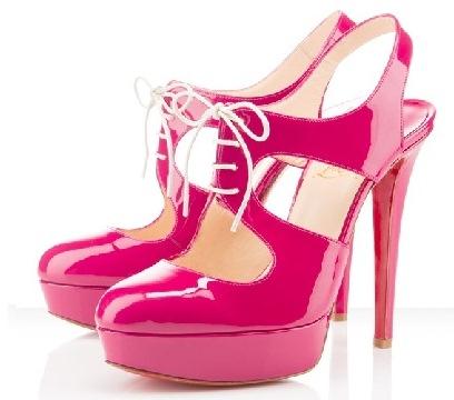 yeni sezon rugan ayakkabi ornekleri1 Yeni Sezon Elisse Platform Topuklu Ayakkabılar 4