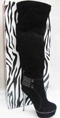 yeni sezon super diz ustu cizme ornekleri Yeni Tend Topuklu Bayan Çizme Modelleri 8