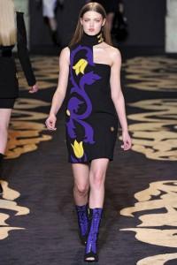 yeni sezon versace elbise modelleri 2012 En Güzel Yazlık Elbiseler 21