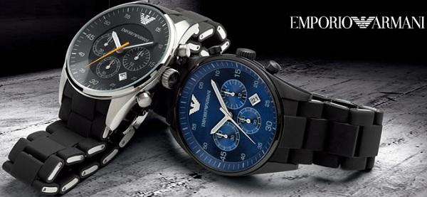 yeni trend armani saat modelleri Yeni Sezon Marka Saat Modelleri 33