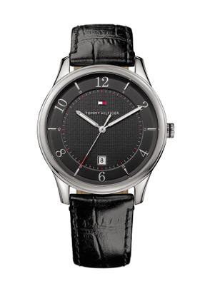 yeni trend deri kordon saat ornekleri Tommy Hilgfiger Marka Erkek Saatleri 17