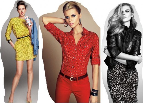 yeni trend en guzel yazlik elbise modelleri Desen Desen En Şık Yazlık Bayan Elbise Modelleri 28