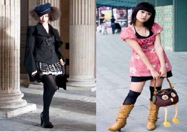 yeni trend japonlarin sokak modasi Yeni Sezon Farklı Sokak Modası 19