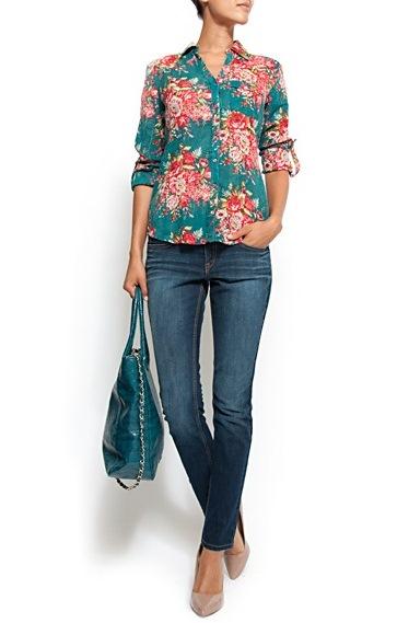 yeni trend mango gomlek pantol kombini modelleri Birbirinden Güzel Mango Bahar Koleksiyonu 21