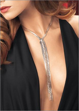 yeni trend tasli kolye tasarimlari1 Abiye Kıyafetler İçin Farklı Takı Tasarımları 6