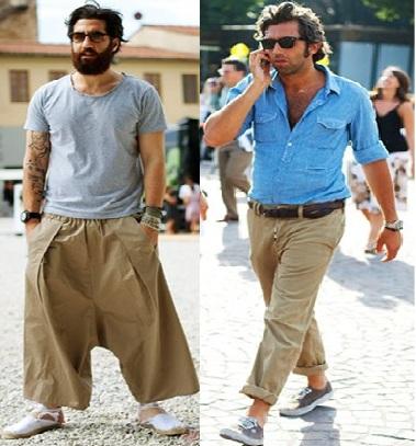yeni trend unlu erkeklerin sokak modasi Yeni Sezon Farklı Sokak Modası 21