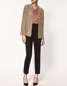 yuksek bek kumas pantolon kombin ornekleri İlkbahar Koleksiyonu ile Işıl Işıl Kombinler 6