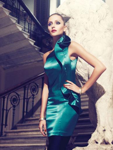 2012 adil isik abiye elbise ornekleri 2012 Adil Işık En Modern Kreasyonları 1
