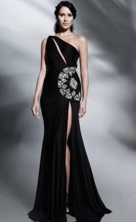 2012 dekolte abiye elbise modelleri En Güzel Dekolte Abiye Elbise Modelleri 1