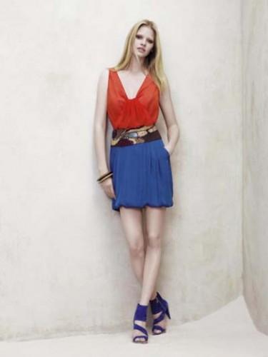 2012 en guzel zara elbise modelleri1 Yeni Sezon Zara Giyim Koleksiyonu 27