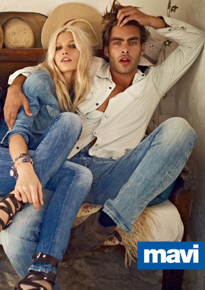 2012 ilkbahar trend kreasyon ornekleri 2012 Yeni Sezon Mavi Jeans Kreasyonu 4