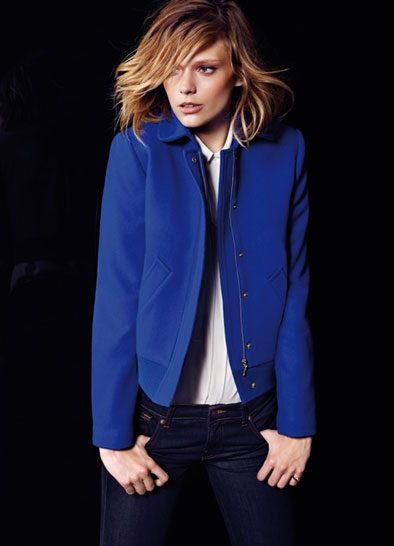 2012 koton mavi ceket ve jean modelleri Rengarenk Yeni Sezon Koton Koleksiyonu 3