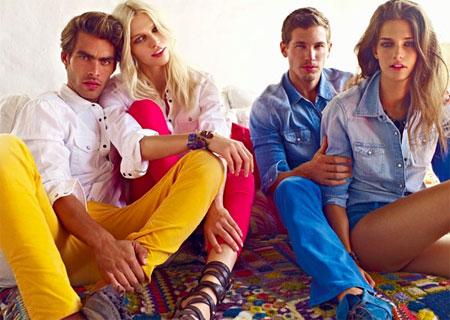 2012 mavi jeans renkli koleksiyon modelleri 2012 Yeni Sezon Mavi Jeans Kreasyonu 5